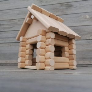 building log house